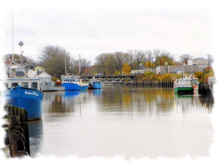 A Fall Day On Glace Bay Harbour 2010_Cape Breton Island http://CaperMemories.Com