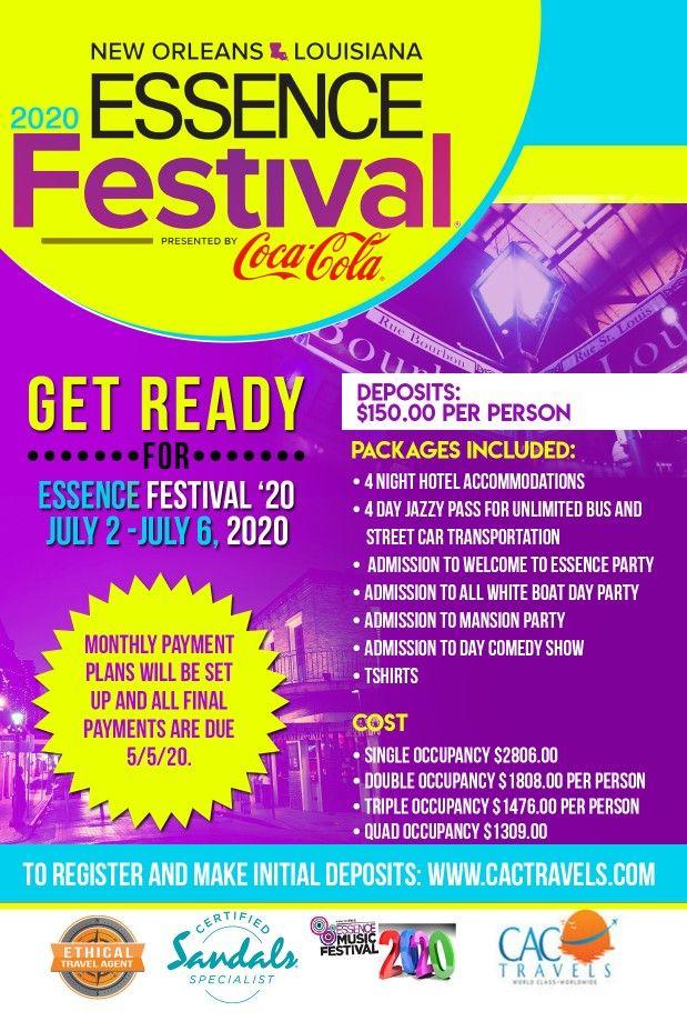 essence festival single tickets