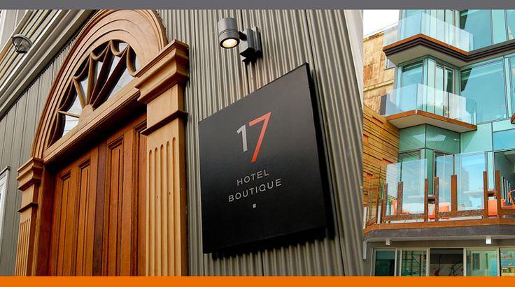 Hotel Boutique 17 (fachada)