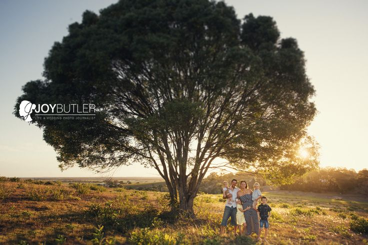 Great location for a family shoot.