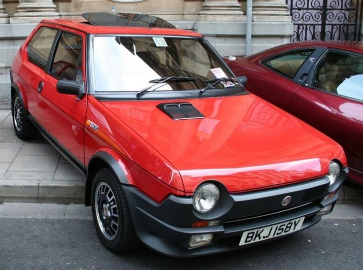 Fiat Strada Abarth