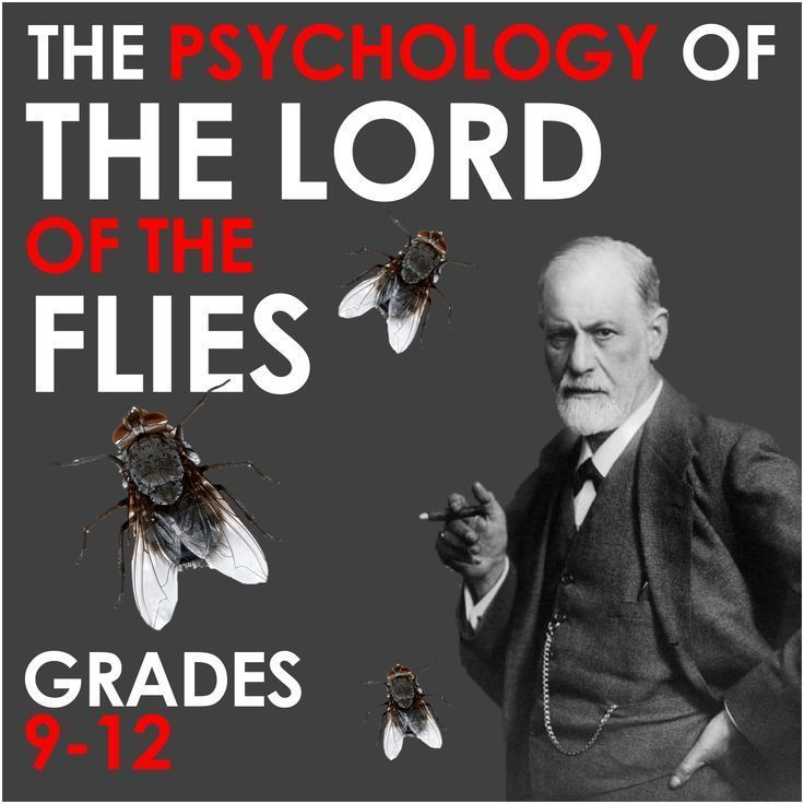 The Psychological Themes in Lord of the Flies, a Novel by William Golding