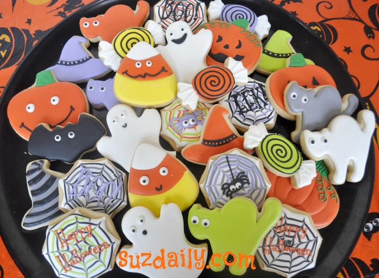 recipe recipes to try how to decorate halloween cookies tablefeast