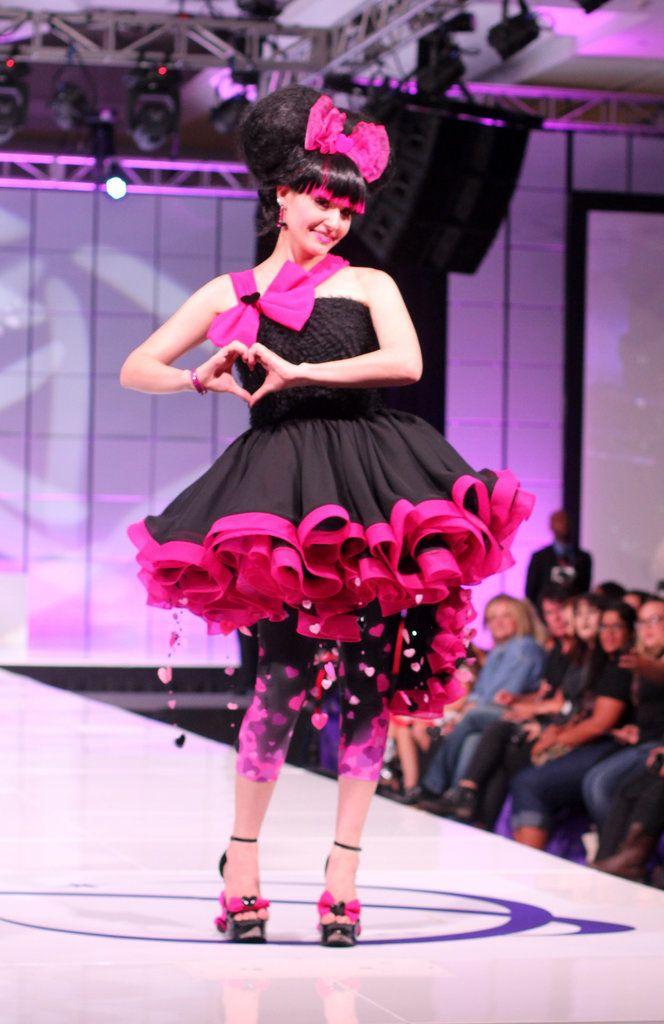 Mejores 90 imágenes de Geek Couture en Pinterest | Desfile de moda ...
