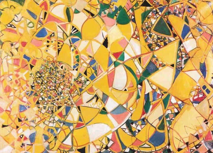 Princess Fahrelnissa Zeid Painter   Karma bir doğurganlık