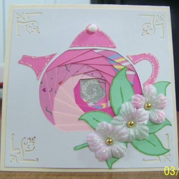 428 best images about Iris Folding on Pinterest   Iris ...