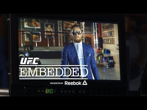 UFC 189 Embedded: Vlog Series - Episode 2 - YouTube
