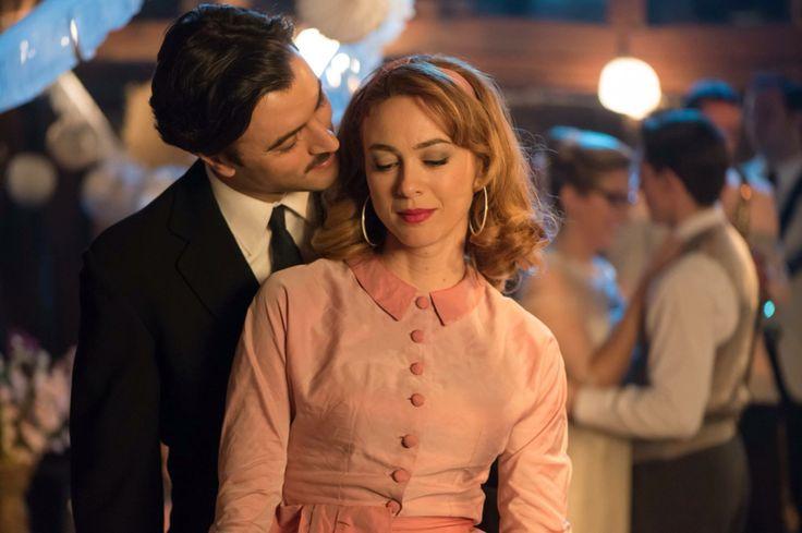Mateo y Clara -velvet- Carry me away/llévame lejos...