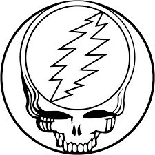grateful dead coloring pages free - Google Search