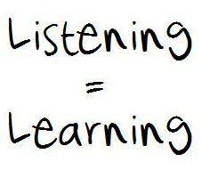 Ik ben bereid om nieuwe dingen te leren, daarom zou ik ook aandachtig naar iemand kunnen luisteren om meer te weten te komen en laten merken dat ik een groot inlevingsvermogen heb. In de praktijk blijkt dat succesvolle ondernemers de kunst van het luisteren goed beheersen.