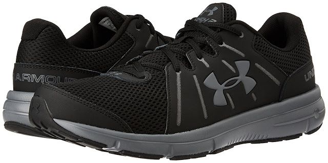 NimbleBuy: Under Armour Men's Dash RN 2 Sneakers (BEST BUY)