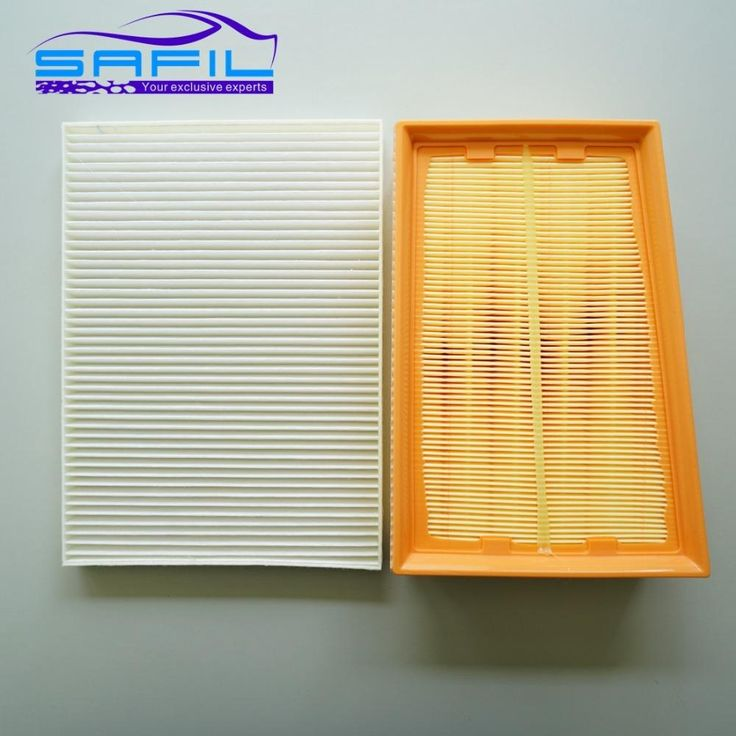 [Visit to Buy] auto filters #Air Filter + Cabin Filter For Nissan x-trail 2007- #Advertisement