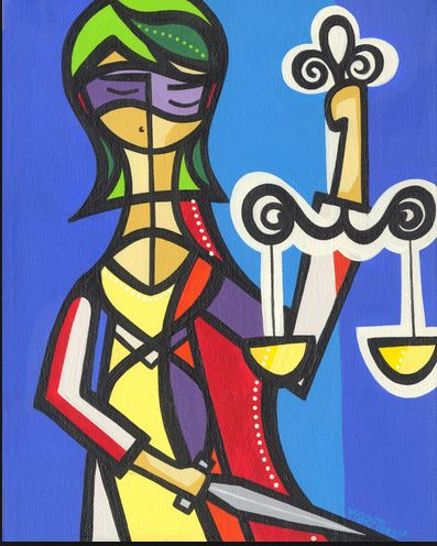 Lady Justice Painting Related Keywords U0026 Suggestions   Lady Justice  Painting Long Tail Keywords