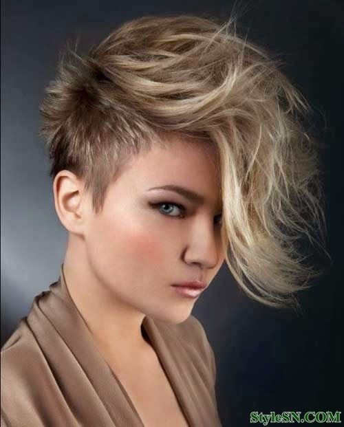 2879 best Benefit Short Hair Styles images on Pinterest   Short ...
