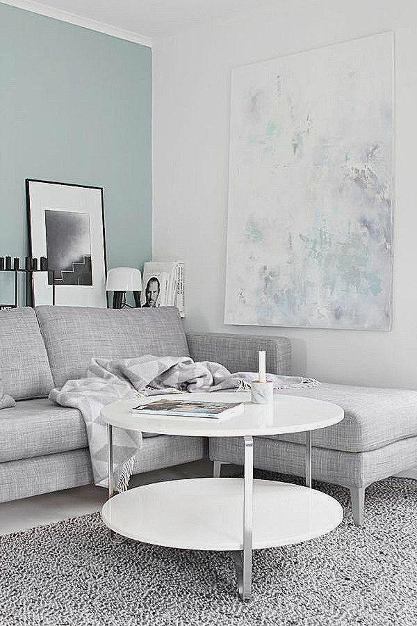 Kreative Wandgestaltung Im Wohnzimmer Wandfarbe Grau Einzigartig 50