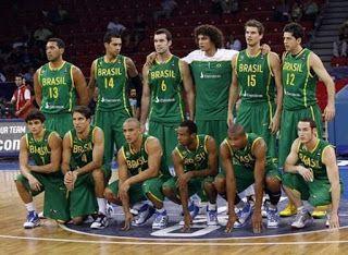 Blog Esportivo do Suíço:  Brasil 'foge' dos EUA, mas pega Argentina no 'grupo da morte' no basquete da Rio 2016