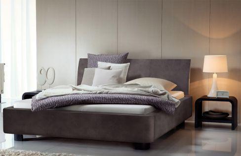 Hasena Dream-Line Bett Elba grau | Möbel Letz - Ihr Online-Shop