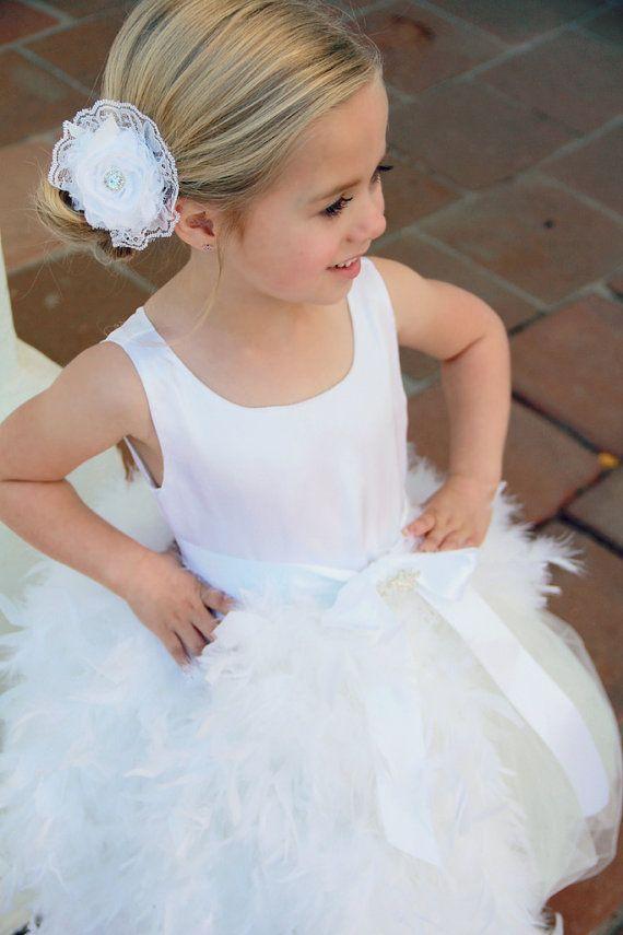 10 Best ideas about Cute Flower Girl Dresses on Pinterest  Modern ...