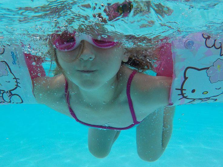 Onderwaterfoto's met de Nikon Coolpix S32 Voormijnkleintje.nl