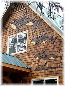 Best 34 Best Cedar Shingle Designs Images On Pinterest Cedar 400 x 300