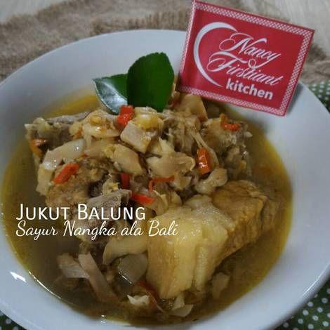 Jukut Balung-Sayur Nangka ala Bali