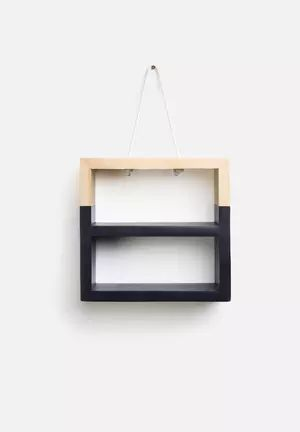 Square Hanging Shelf