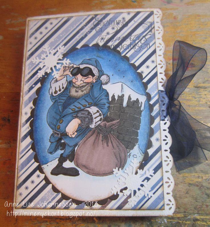 Make it crafty, tealight card