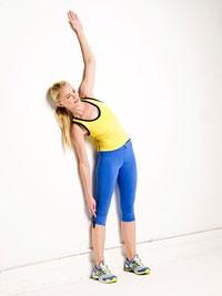 Flexibility test...