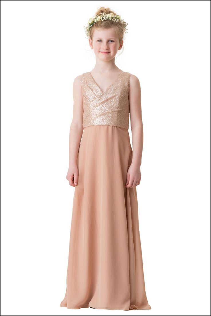 37 best fall 2017 amsale bridesmaids images on pinterest lace sequin junior bridesmaid dresses ombrellifo Choice Image