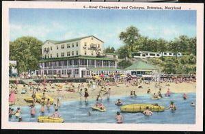 Beachfront Lodging Chesapeake Bay Marina Resorts Dining