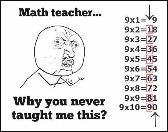 Easy MATHS: Tips and Tricks      Professor, why you did not teach me all this at my initiation in mathematics?! ...     ------     Trucs et astuces pour MATHS faciles     Professeur, pourquoi ne m'avez-vous pas montré tout ça à mon initiation en mathématiques?!...