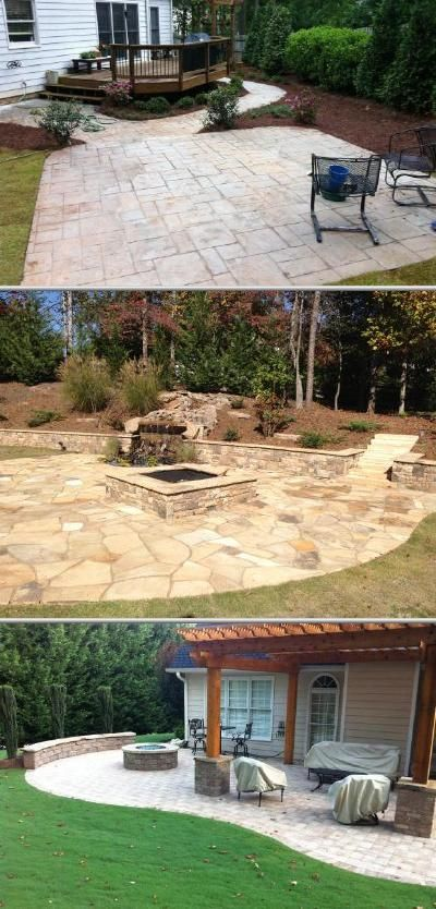 Perfect This Team Of Landscape And Masonry Contractors Offers A Wide Variety Of  Services. They Construct