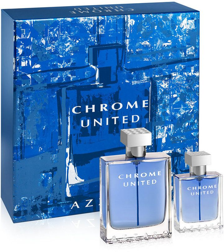 Azzaro CHROME UNITED Senior Gift Set- Only at Macy's!