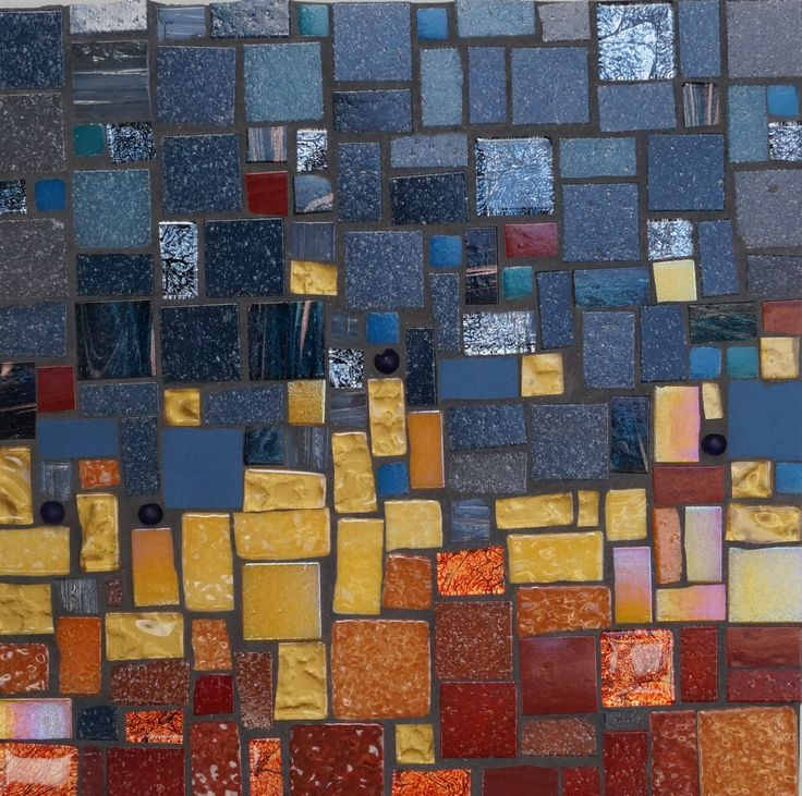 118 best Mosaic Abstracts images on Pinterest | Mosaic projects ...