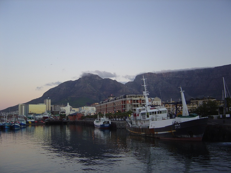 Capetown, South Africa - Alfred and Victoria Waterfront
