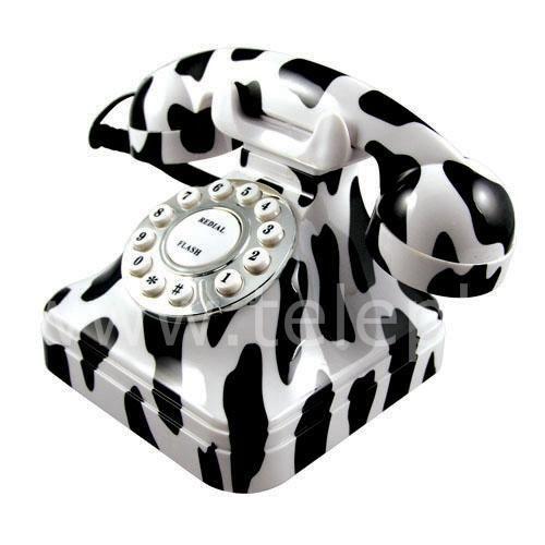zebra phone