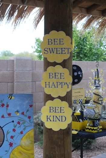 Hostess with the Mostess® - Bumble Bee Party
