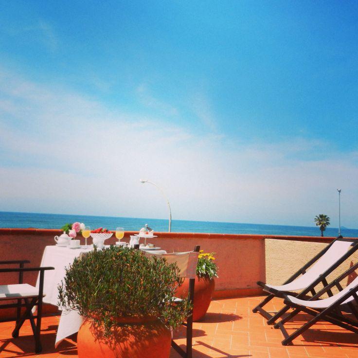 Keep calm take a break.  Villa Maremonti Ronchi Marina di Massa Forte dei Marmi Toscana