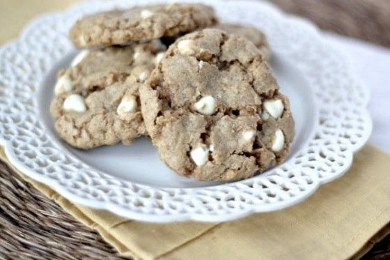 biscoff oatmeal cookies with white chocolate chips my love of biscoff ...