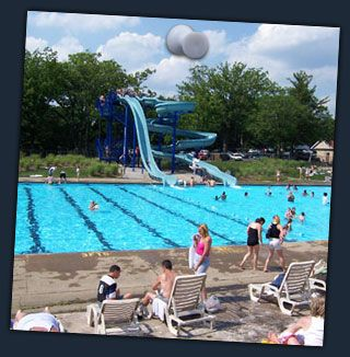 scranton pennsylvania nay aug park 2 pools waterslides 5 pp ages 5 and under free