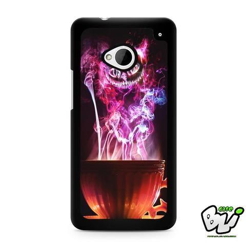 Alice In Wonderland Cheshire HTC G21,HTC ONE X,HTC ONE S,HTC ONE M7,HTC M8,HTC M8 Mini,HTC M9,HTC M9 Plus,HTC Desire Case