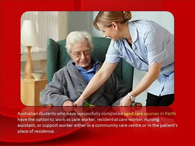 Facts and Info in Obtaining Certificate III Aged Care on Vimeo