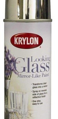 1000 Ideas About Spray Paint Mirror On Pinterest Spray Painting Krylon Looking Glass And