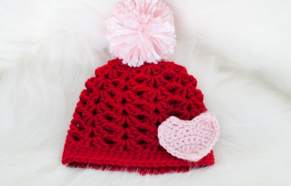 valentine hat out of paper plate