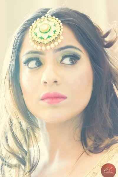 Bridal Makeup Photos, Indian Bridal Makeup & hairstyle Images – #bridal #hairstyle #images
