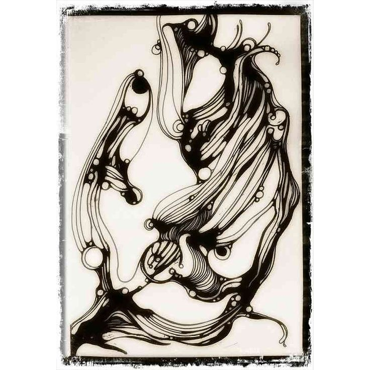 My artworks: abstract, drawing, doodle, sketch, ink and pen, black&white art, spontaneous drawing, sketchbook