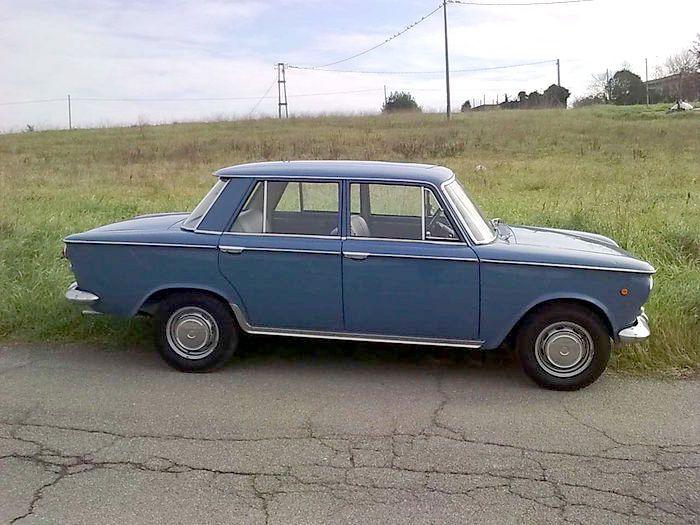 Fiat - 1300 - 1961