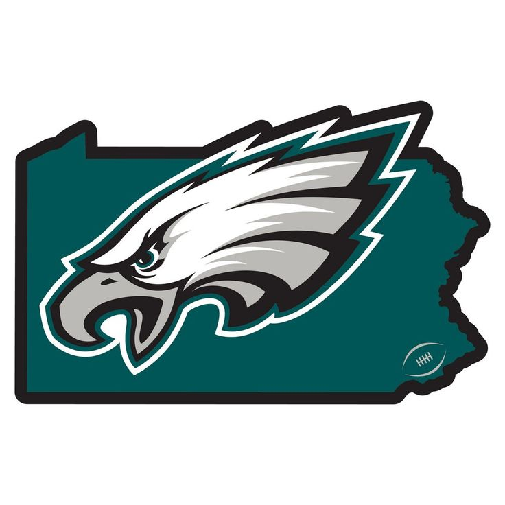Philadelphia Eagles Home State 11 Inch Magnet FSTM065