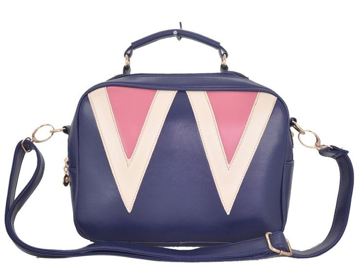 Top Fashion Colour Block Bag