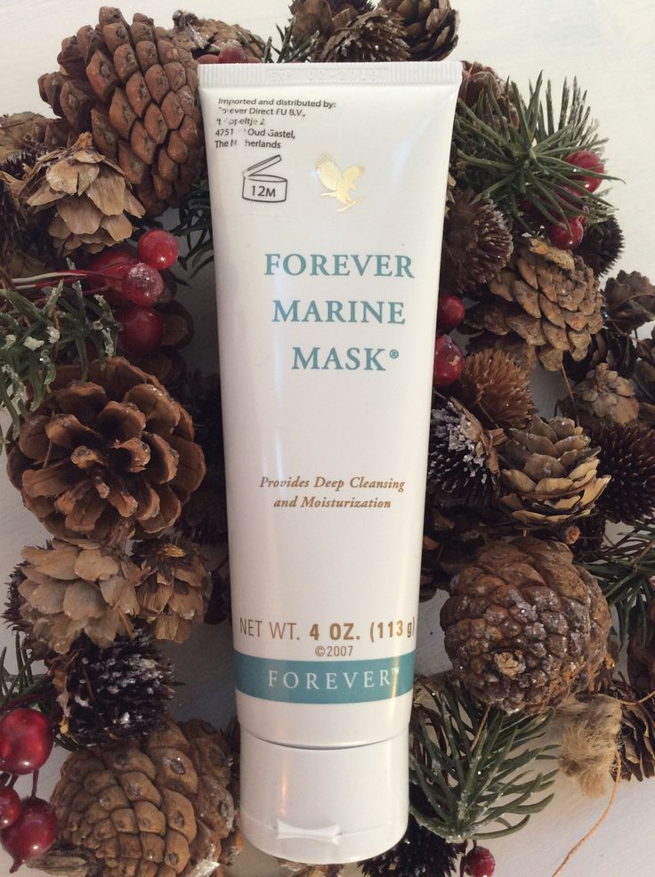 Forever Marine Mask  For more information on the products or business opportunity visit website link:  http://www.clairehall.myforever.biz  #MarineMask #ForeverLiving #AloeVera